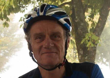 Peter Sijben – begeleider TT-fietsers