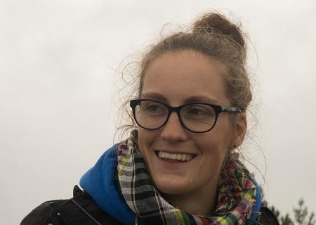 Kirstie Boelaars – begeleider TT-fietsers