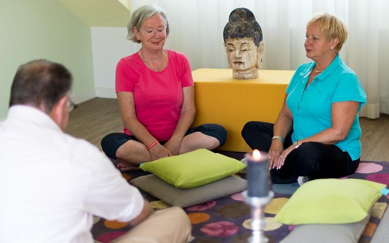 Weert in beweging: Yoga bij kanker