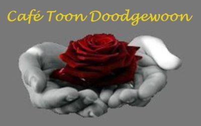 Café Toon Doodgewoon – Programma 2019