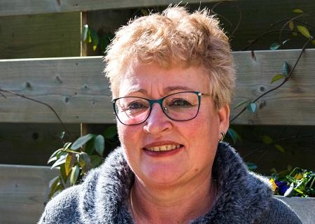 Carola van der Vliet – secretariaat & administratie