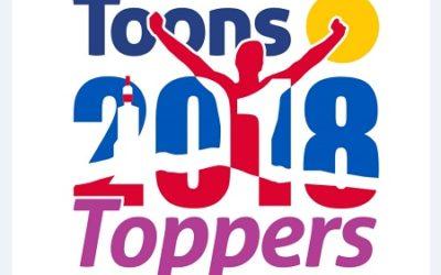 Toons Toppers 2018 van start