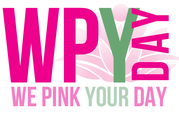 vr 25 mei, We Pink Your Day