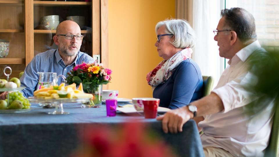 Bijeenkomsten voor nabestaanden