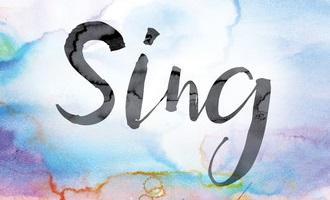 """ma 20 mei. """"Sing"""""""