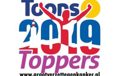 ToonsToppers 2019 op de Mont Ventoux