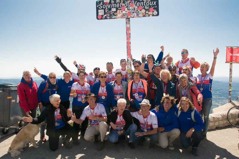 Sta jij in 2020 op de top van de Mont Ventoux?
