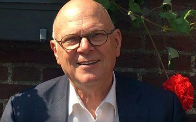 Nieuwe voorzitter: Henk Evers
