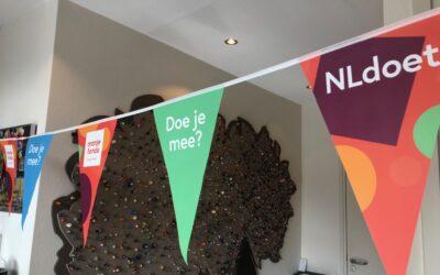 NL-doet: Ons huis weer schoon en fris